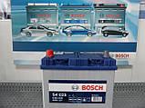 Авто,Аккумулятор, BOSCH   0092S40250, 60Ah +/-, 0 092 S40 250, S4,АКБ., фото 3