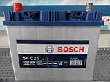 Авто,Акумулятор, BOSCH 0092S40250, 60Ah +/-, 0 092 S40 250, S4,АКБ., фото 4