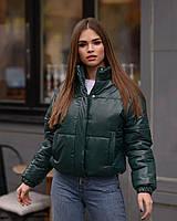 Женская демисезонная стильная куртка, фото 1