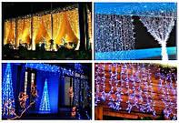 Світлодіодна гірлянда, як елемент декору в свята. Переваги LED гірлянди.