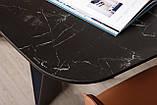 Стіл WELLINGTON кераміка чорний 180*90 (безкоштовна доставка), фото 5
