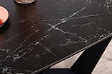 Стіл WELLINGTON кераміка чорний 180*90 (безкоштовна доставка), фото 9