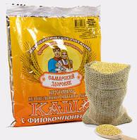 №5 Каша ЕЛІТНА пшенично-гречане з гуньбою, дигідрокверцетин, ядром абрикоса