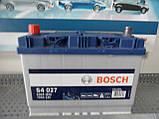 Автомобільний акумулятор BOSCH 0092S40270, 12V, S4 027 Silver 70 Ач, 261х175х220, 630А, Asia,АКБ, фото 2