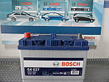 Автомобільний акумулятор BOSCH 0092S40270, 12V, S4 027 Silver 70 Ач, 261х175х220, 630А, Asia,АКБ, фото 5