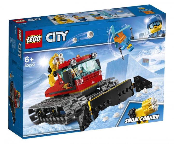 Lego City Снегоуборочная Машина