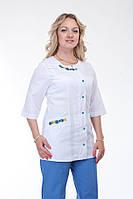 Женский медицинский брючный костюм