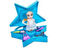 Набор детской косметики с куклой Frozen BX-136 звезда детская декоративная косметика эко мейк ап для девочки
