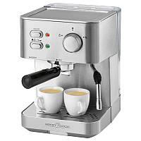 Еспресо-кавоварка ріжкова 15 бар 1,5 л ProfiCook PC-ES 1109, 1050 ВТ Німеччина