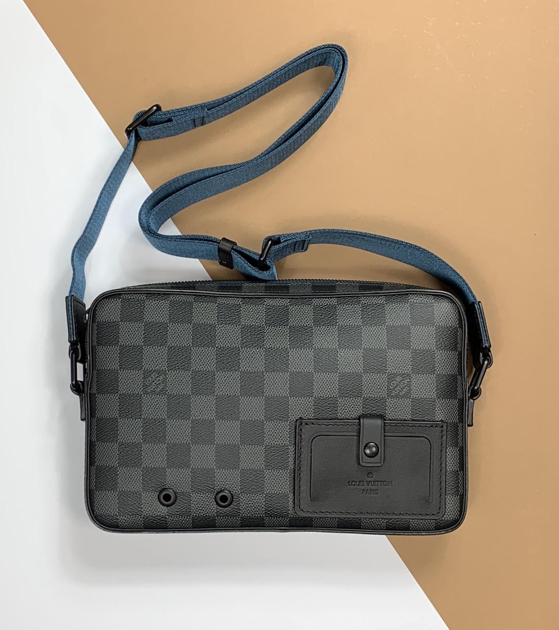 Сумка-мессенджер Alpha Louis Vuitton (Луи Виттон) арт. 14-20