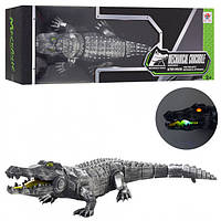 Крокодил механічний інтерактивний FK507