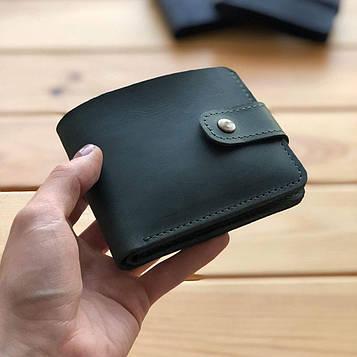 Мужской кожаный кошелек Classic Card (Ручная работа)