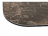Стол обеденный WELLINGTON керамика коричневый 180*90 Nicolas (бесплатная доставка), фото 6