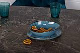 Стол обеденный WELLINGTON керамика коричневый 180*90 Nicolas (бесплатная доставка), фото 8
