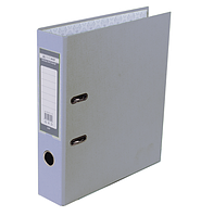 Папка регистратор LUX односторонняя JOBMAX A4, 70 мм, серая