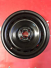 Диск колесный стальной черный R15 Renault Dokker, Lodgy (original) 403007796R