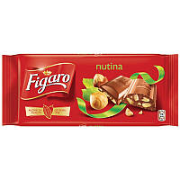 Шоколад Figaro молочный с лесным орехом 90 г