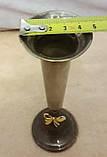 Оригинальная ваза с золотым бантиком, Европа, фото 4