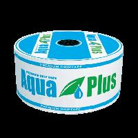 Капельная Лента Aqua Plus 30см/8mil/300м