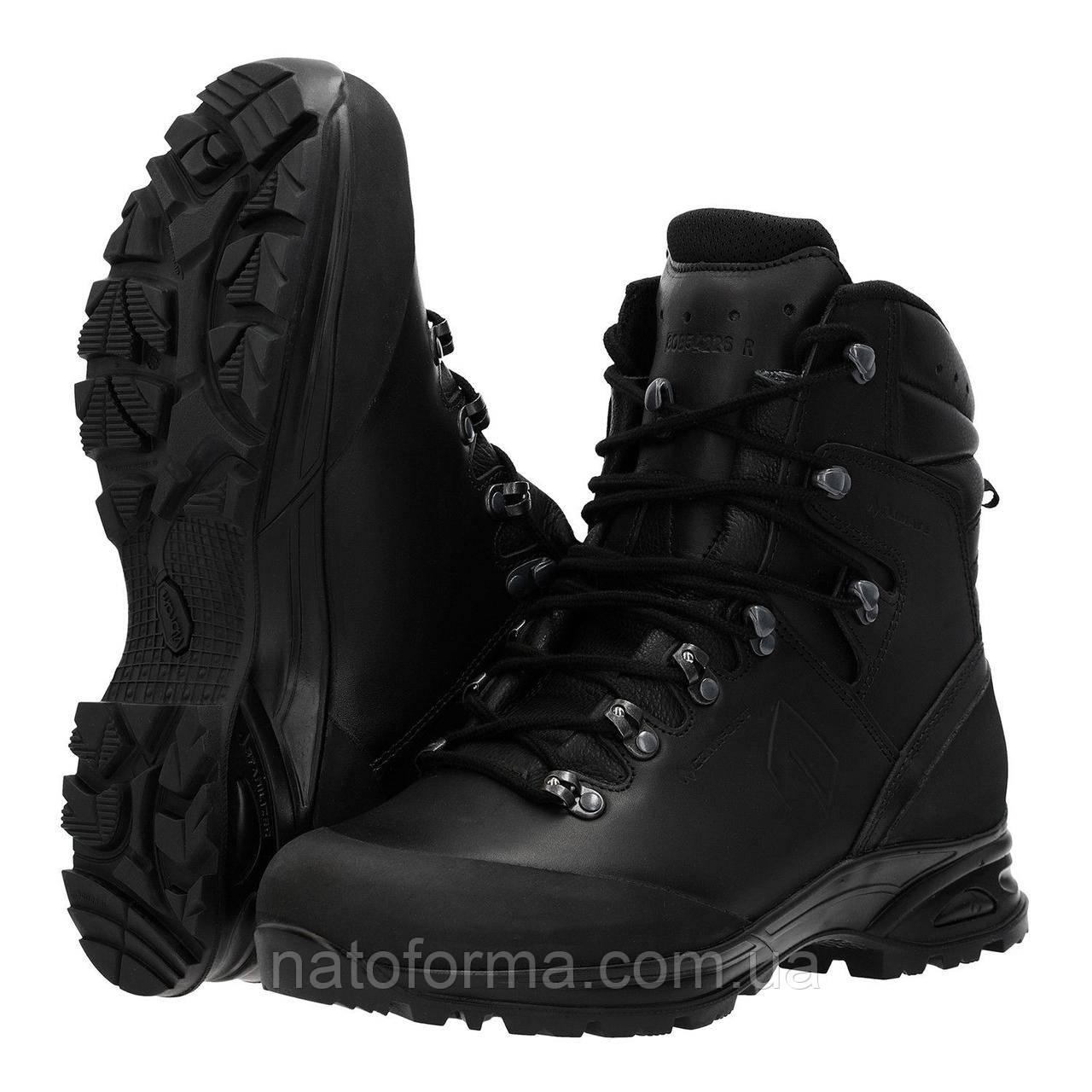 Ботинки тактические Haix BW Combat Boots (Model 2018), высший сорт
