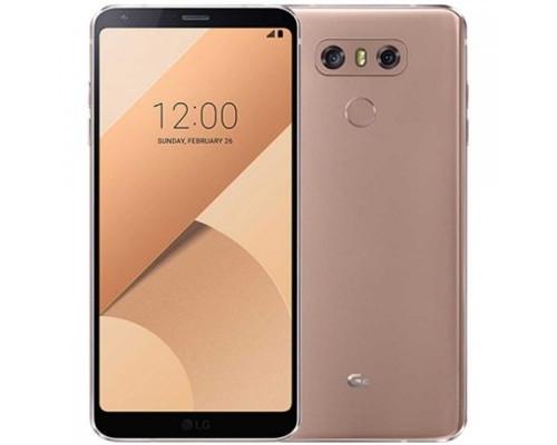Смартфон LG G6 4/32gb Duos Gold 3300 мАч Snapdragon 821