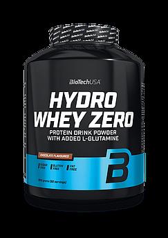 Сывороточный протеин гидролизат Biotech Hydro Whey Zero (1816 г) биотеч гидро вей зеро шоколад-орех