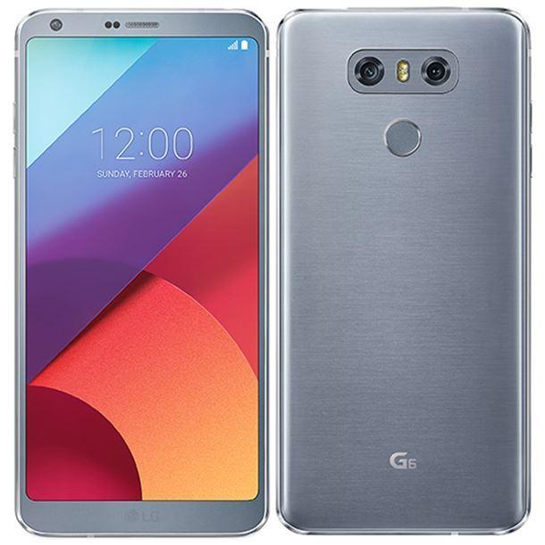 Смартфон LG G6 4/32gb Duos Grey 3300 мАч Snapdragon 821