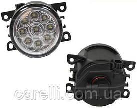 Фара противотуманная левая/правая LED для Citroen Jumper 2014-