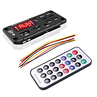 Bluetooth 5.0 MP3 WAV WMA аудио плеер модуль декодер USB FM
