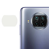 Гибкое защитное стекло 0.18mm на камеру (тех.пак) для Xiaomi Mi 10T Lite