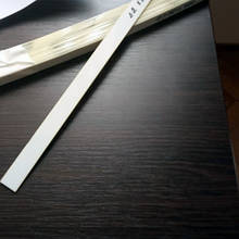 Накладки 2мм (L=580мм) для ТВС 1А62, 3шт, без клея