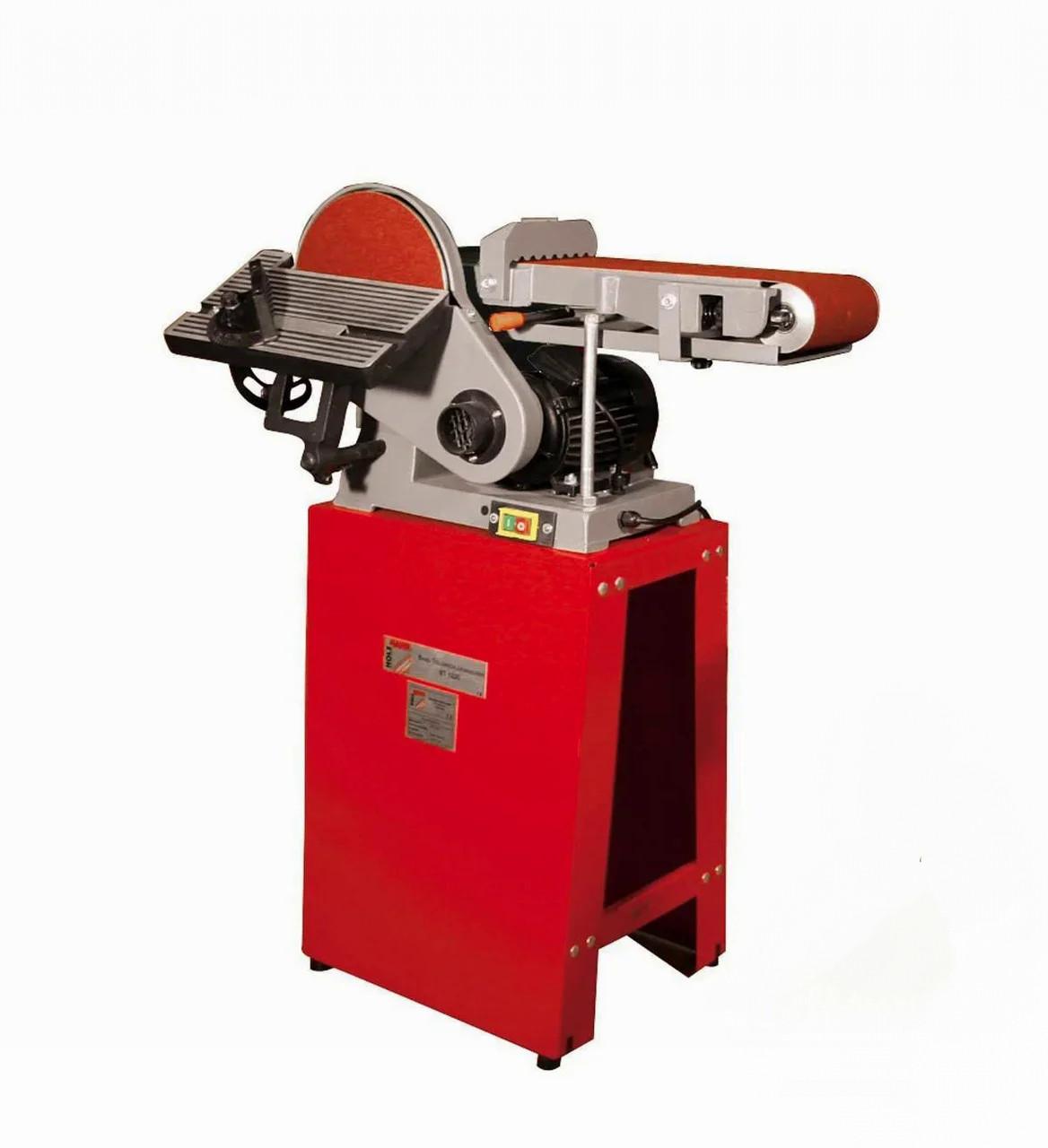 Стрічково-шліфувальний верстат торцювальний BT 1220 Holzmann