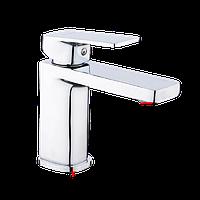 Змішувач для умивальника Frap  F1046 латунний, фото 1