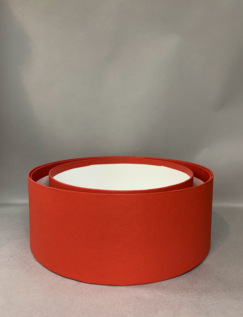 Коробка «продуктовая» ( красный мат)