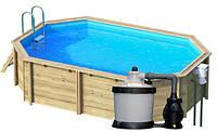 Деревянный бассейн BWT TROPIC +640, фото 1