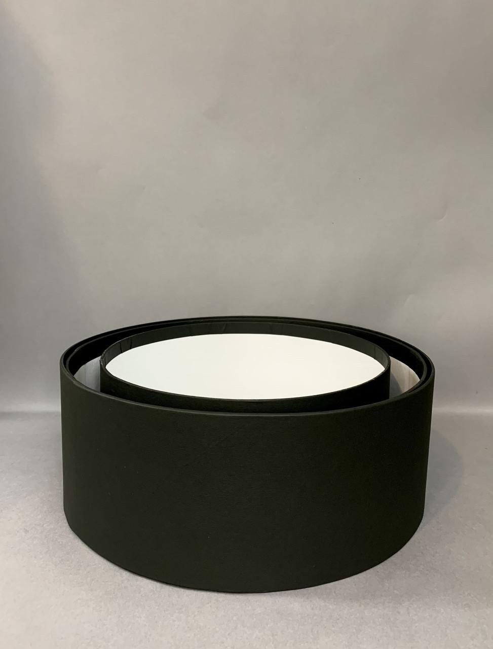 Коробка «продуктовая» (чёрный мат )