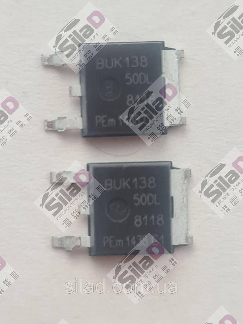 Транзистор BUK138-50DL NXP Semiconductors корпус DPAK