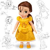 Лялька Бель (Belle) Disney Animators колекційна серія Дісней -40см., фото 1