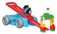 Набір - конструктор Томас Залізничний вагон Mega Bloks Thomas Racin' Railway Wagon Building Set, фото 1