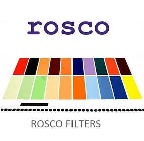 Фильтры Rosco