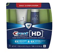 Набір для відбілювання Crest Pro-Health HD Daily Two-Step Toothpaste System двухшаговая очищення, фото 1