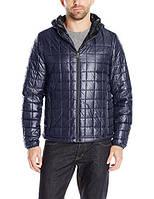 Куртка чоловіча демісезонна levi's Sweaterweight Quilted Ultra Loft Hooded Puffer розмір L, фото 1