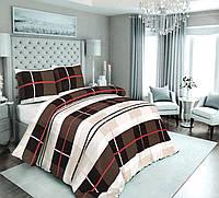 Набор постельного белья Сатин №с167 Евро размер 200х220 см., фото 1