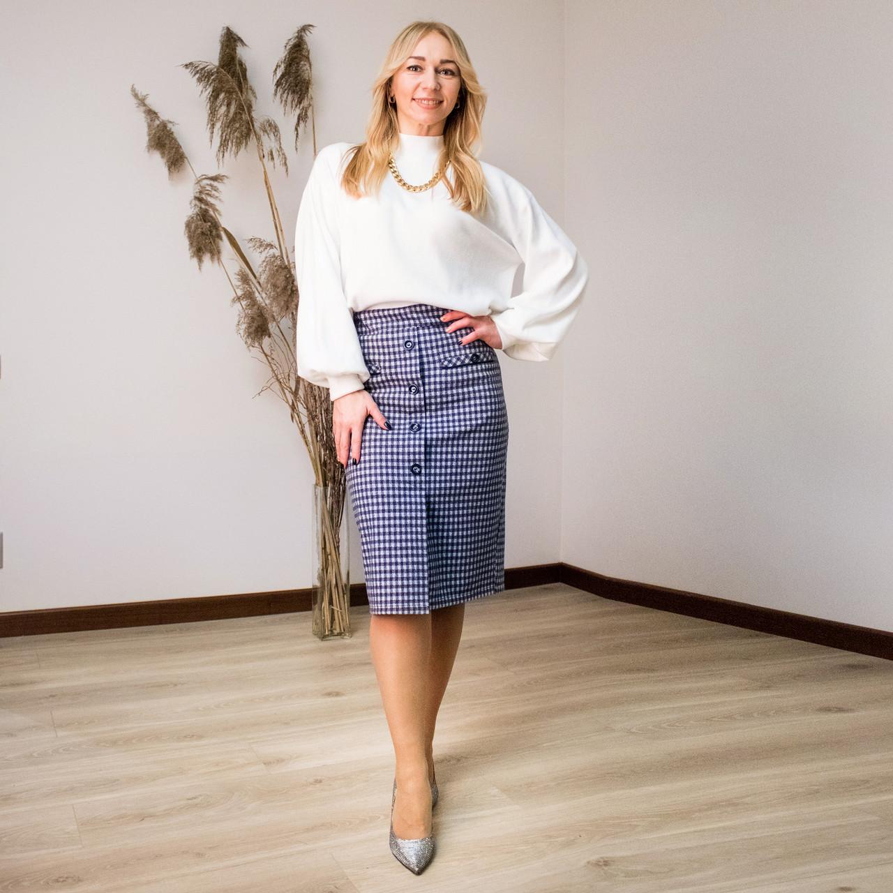 Женская Юбка Летисия клитка №2