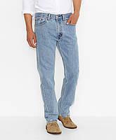 Мужские джинсы Levis 505™ Regular Fit Jeans (Light Stonewash), фото 1
