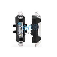Мигалка велосипедная передняя RAPID X (Белый свет) USB (ЮСБ)