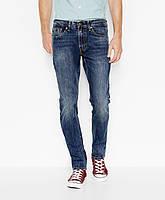 Чоловічі джинси Levis 511™ Slim Fit Jeans (Black Stone), фото 1