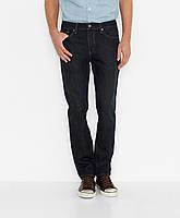 Мужские джинсы Levis 511™ Slim Fit Jeans (Clean Dark) Черные, фото 1
