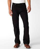 Мужские джинсы Levis 517™ Boot Cut Jeans (Black) черные, фото 1