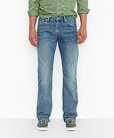 Мужские джинсы Levis 527™ Slim Boot Cut Jeans (Broken Blues), фото 1